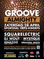 Groove Almighty 2012